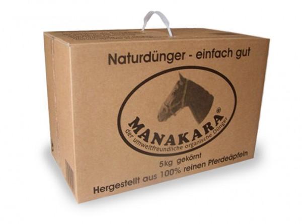 Manakara Universaldünger aus Pferdemist, gekörnt, 5kg