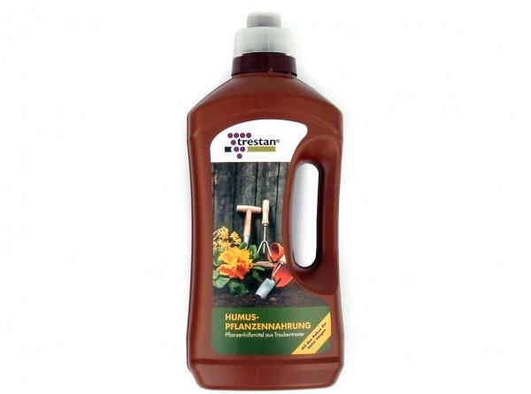 Humulus Trester Pflanzennahrung vegan flüssig, 1 Liter (Humulus TK 42+)