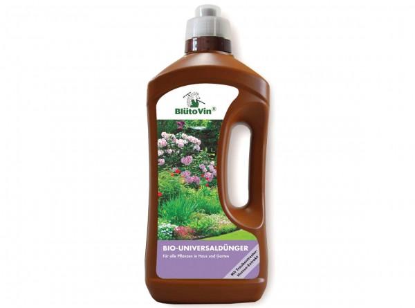 Blütovin Universaldünger, vegan, flüssig, 1 Liter