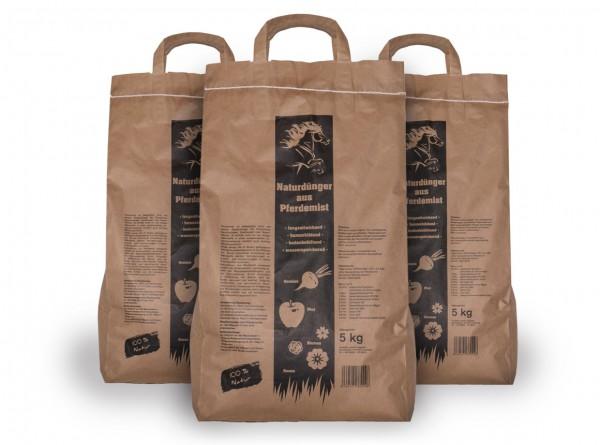 Sonderpreis: Vitadung Naturdünger aus Pferdemist, pelletiert, 15kg